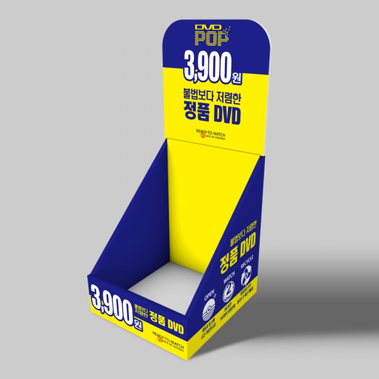 DVD진열대 - 140*150*320