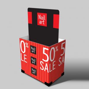 네일아트용품 기획전 - 600*400*1050